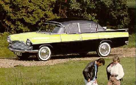 Vauxhall Velox PA Saloon 1958